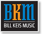 Bill Keis Music logo.