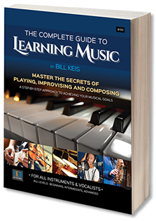 """The Complete Guide to Learning Music"" by Bill Keis"